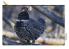 Spruce Hen Carry-all Pouch