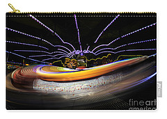 Spun Out 2 Carry-all Pouch by Ray Warren