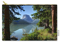 Squaretop Mountain - Wind River Range Carry-all Pouch