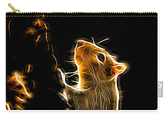 Squirrel Carry-all Pouch by Ron Harpham