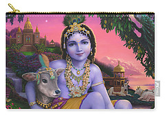 Sri Krishnachandra Carry-all Pouch