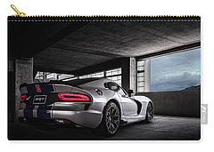 Srt Viper Carry-all Pouch by Douglas Pittman