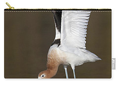 Carry-all Pouch featuring the photograph Sstretchhh by Bryan Keil