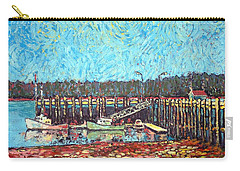 St Andrews Wharf Carry-all Pouch