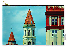 St Augustine Florida Carry-all Pouch