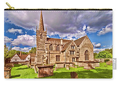 St Cyriac Church Lacock Carry-all Pouch