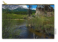 Church On The Rock Carry-all Pouch
