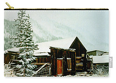 St Elmo Snow Carry-all Pouch