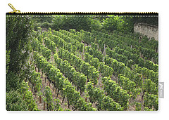St. Emilion Vineyard Carry-all Pouch