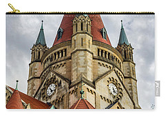 St. Francis Of Assisi Church In Vienna Carry-all Pouch