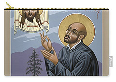 St. Ignatius Amidst Alaska 141 Carry-all Pouch