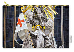 St. John Of Capistrano In Vienna Carry-all Pouch