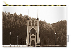 St. John's Bridge Carry-all Pouch