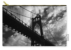 St Johns Bridge Carry-all Pouch