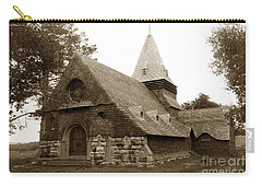 St. Johns Chapel Del Monte Monterey California 1895 Carry-all Pouch