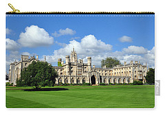 St. John's College Cambridge Carry-all Pouch