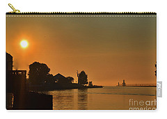St Joseph Lighthouse Sunset Carry-all Pouch