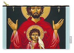 St. Joseph Shadow Of The Father 039 Carry-all Pouch
