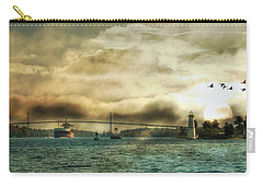 St. Lawrence Seaway Carry-all Pouch