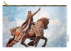 Carry-all Pouch featuring the photograph St. Louis 3 by Marty Koch