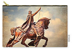 Carry-all Pouch featuring the photograph St. Louis 4 by Marty Koch