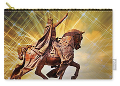 Carry-all Pouch featuring the photograph St. Louis 5 by Marty Koch