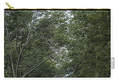 Carry-all Pouch featuring the photograph St Louis Arch by Lynn Geoffroy