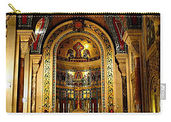 St Louis Cathedral Basilica Carry-all Pouch