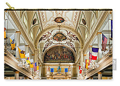 St. Louis Cathedral Carry-all Pouch