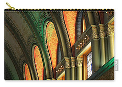 St Louis Union Station In Color Carry-all Pouch