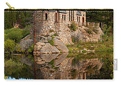 Carry-all Pouch featuring the photograph St. Malo by Jim Garrison