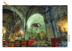 St Pere De Puelles Church - Barcelona Carry-all Pouch