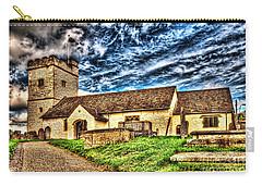 St Sannans Church Bedwellty Carry-all Pouch