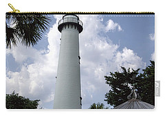 St. Simon's Island Georgia Lighthouse Carry-all Pouch