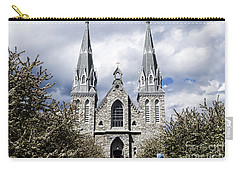 St. Thomas Of Villanova 2 Carry-all Pouch