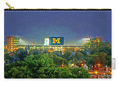 Stadium At Night Carry-all Pouch