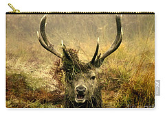 Stag Party The Series. One More For The Road Carry-all Pouch by Linsey Williams