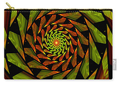 Stained Glass Art 01 Carry-all Pouch