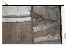 Carry-all Pouch featuring the photograph Staircase by HEVi FineArt