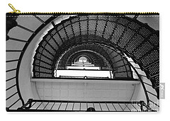 Carry-all Pouch featuring the photograph Stairs by Andrea Anderegg