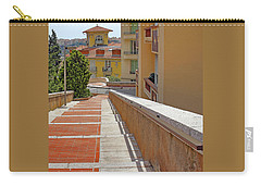 Stairway In Monaco French Riviera Carry-all Pouch