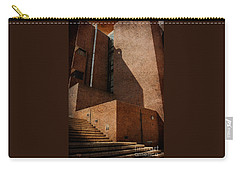 Stairway To Nowhere Carry-all Pouch by Lois Bryan