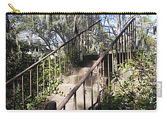 Stairway To Nowhere Carry-all Pouch by Patricia Greer