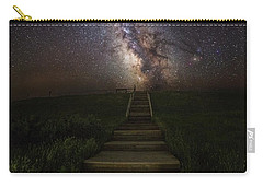 Stairway To The Galaxy Carry-all Pouch