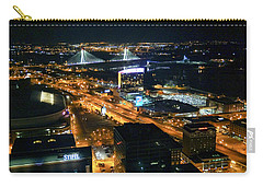 Stan Musial Bridge In St Louis Mo Dsc03215 Carry-all Pouch