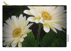 Stand By Me Gerber Daisy Carry-all Pouch