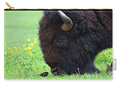 Stand Your Ground Carry-all Pouch by Jim Garrison