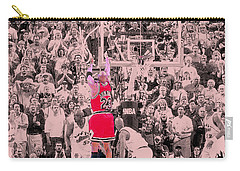 Carry-all Pouch featuring the photograph Standing Out From The Rest Of The Crowd by Brian Reaves