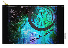Star Child - Time To Go Home Carry-all Pouch