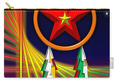 Carry-all Pouch featuring the digital art Star by Cyril Maza